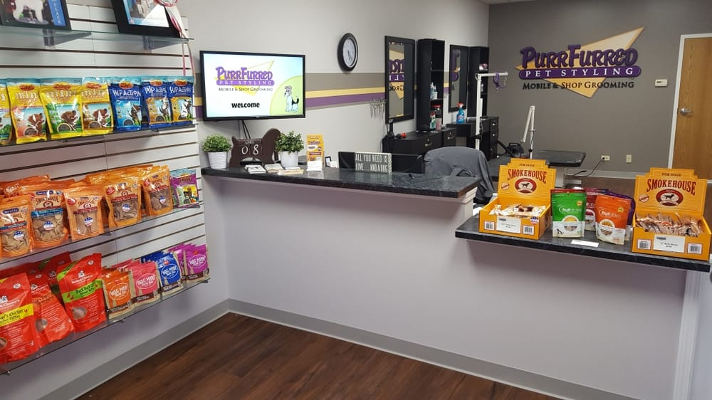 PurrFurred Pet Styling Naperville Salon