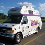 Mobile Grooming Van