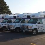 Mobile Grooming Vans 2015